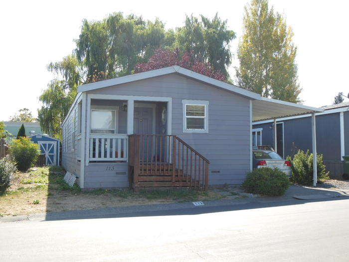 Mobile Homes For Rent Sonoma Ca